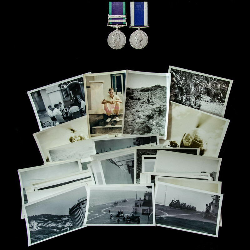 Aden Emergency, Radfan and So. | London Medal Company