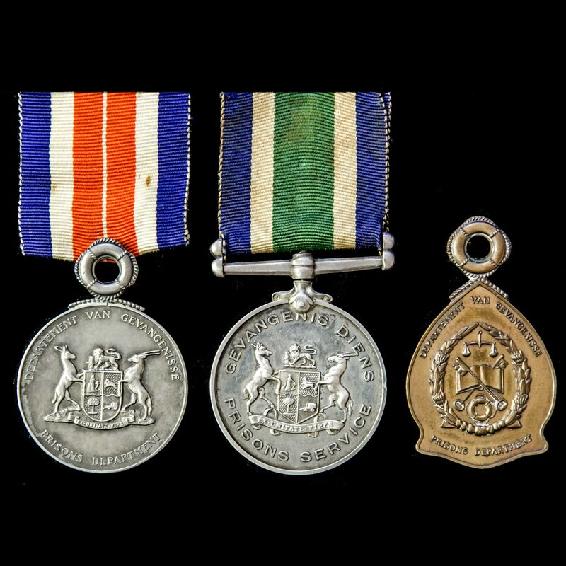 Union of South Africa and Rep. | London Medal Company