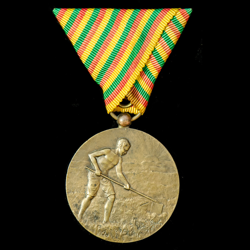   Cameroon - Republic of: Ag.   London Medal Company