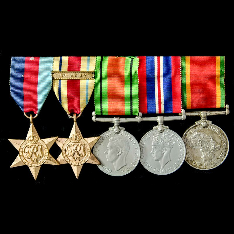 The Second World War South Af. | London Medal Company