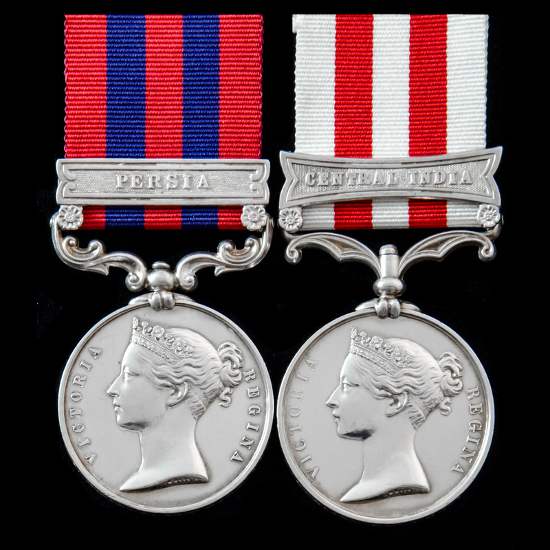 The superb Persia Expedition . | London Medal Company