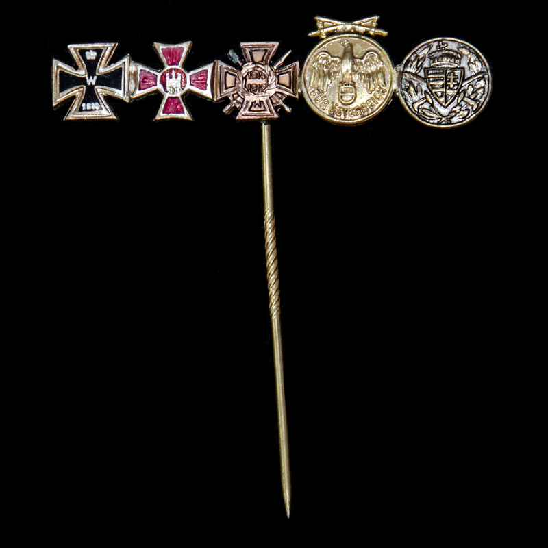 Germany – Imperial: Stick Pin. | London Medal Company