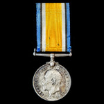 British War Medal 1914-1919, awarded to Private G.R. Marchant, 7th Battalion, The Queen's Royal W...