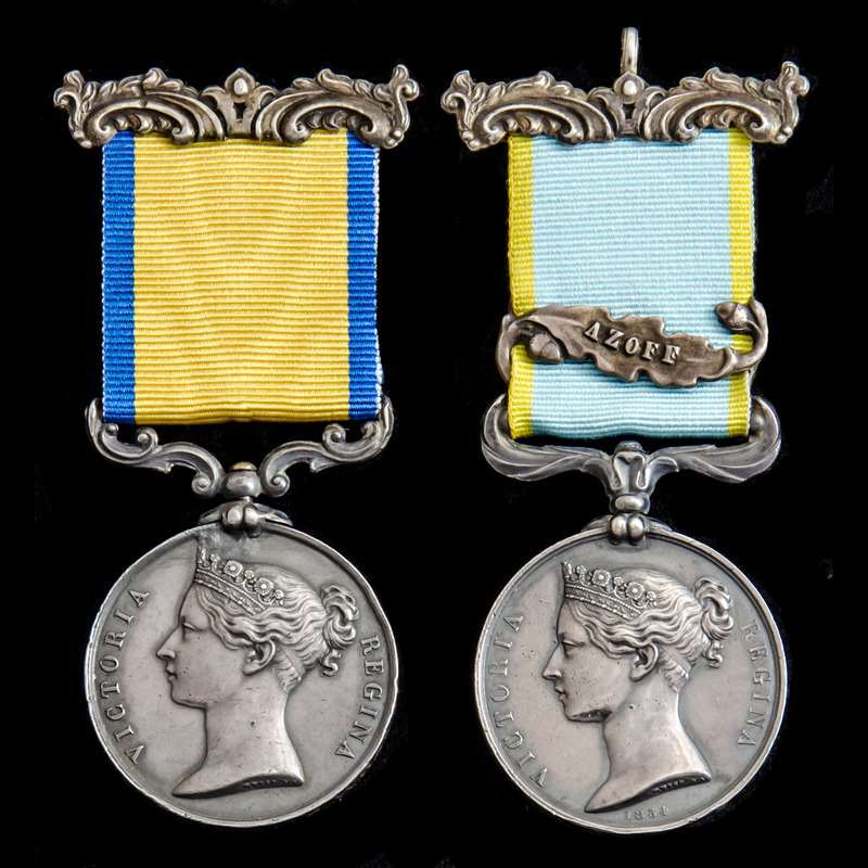 Baltic 1854 and Crimean War S. | London Medal Company
