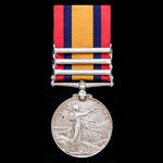 A Queen's South Africa Medal . | London Medal Company