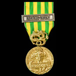 France: Medal for the Campaign in Indochina 1945-1954, clasp Extreme-Orient