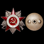 Russia – Soviet: A Superb Order of the Patriotic War 2nd Class to Guards Lieutenant of the Quarte...