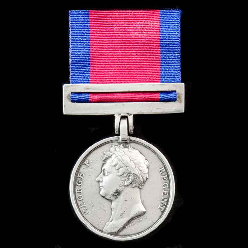 A good Waterloo Medal 1815, f. | London Medal Company