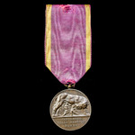 Italy - Kingdom of: Medal of Merit of the Municipality of Rome 1915.