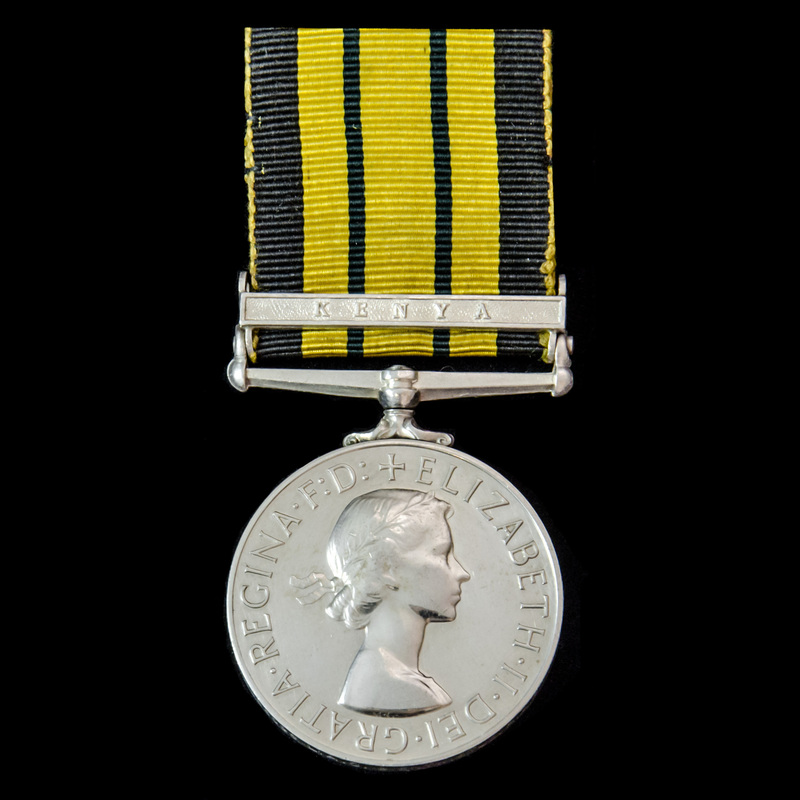 Africa General Service Medal . | London Medal Company