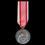 Austria - Empire: Medal for Bravery in Bronze, Emperor Franz Joseph I issue, 1915-1916, signed by...