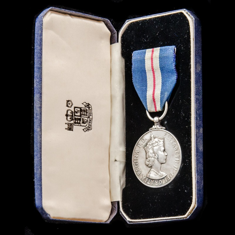 The exceptional December 1993. | London Medal Company