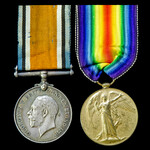 Great War family group to bro. | London Medal Company