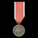 St. Jean D'Acre Medal in Copper for Petty Officer's, NCO's and other ranks for service during the...