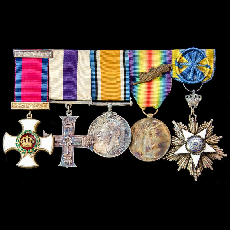 The superb Great War Egypt an. | London Medal Company