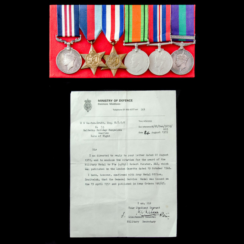 The exceptional Second World .   London Medal Company