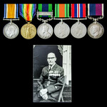 Great War Western Front, India North West Frontier Red Shirt Rebellion 1930-1931, and Second Worl...