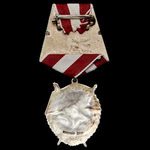 Russia – Soviet: A Fine Kerch-Eltigen Operation Order of the Red Banner to Lieutenant Konstantin ...