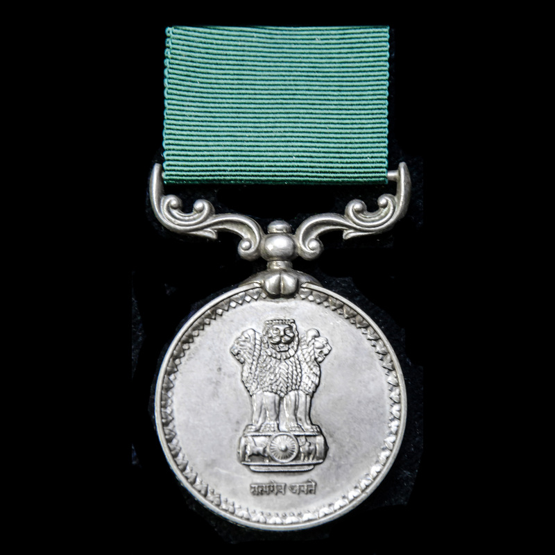 India - Republic of: Indian A.   London Medal Company
