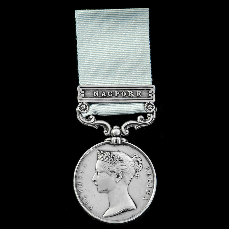 The Rare Army of India Medal .   London Medal Company