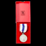 Jubilee Medal 1977, housed in its original box of issue.