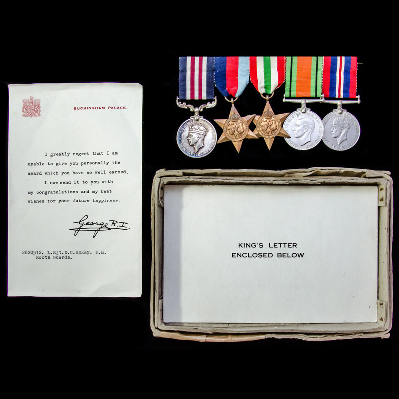 The superb Second World War A. | London Medal Company
