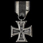 Germany - Imperial: Iron Cross 1914, 2nd Class, not ring stamped