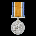 A British War Medal 1914-1919 awarded to Captain M.J. Maynard, 5th City of London Battalion – Lon...
