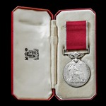 British Empire Medal, EIIR Cypher, Civil Division, housed in its Royal Mint fitted presentation c...