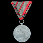Austria - Empire: Medal for the War Wounded 1918, with original ribbon indicating a recipient wit...