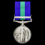 India April 1939 Casualty Gen.   London Medal Company