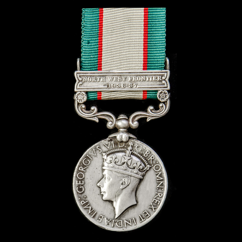 An India General Service Meda. | London Medal Company