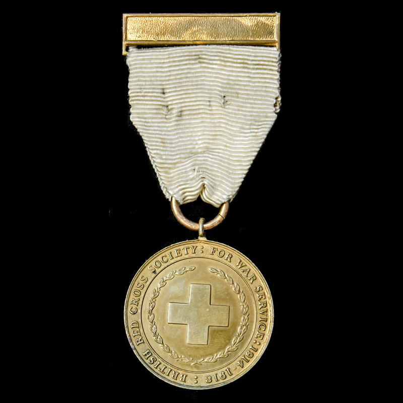 A British Red Cross Society W.   London Medal Company