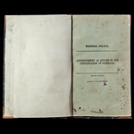India Madras Police Book titled 'Anthropometry as applied to the Identification of Criminals', 2n...