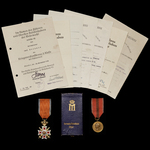Germany – Third Reich: An Excellent German Cavalry Officer's Smolensk 1939 Bar to the 1914 Iron C...