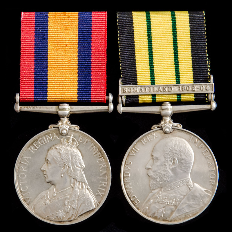 South Africa Boer War and Som. | London Medal Company