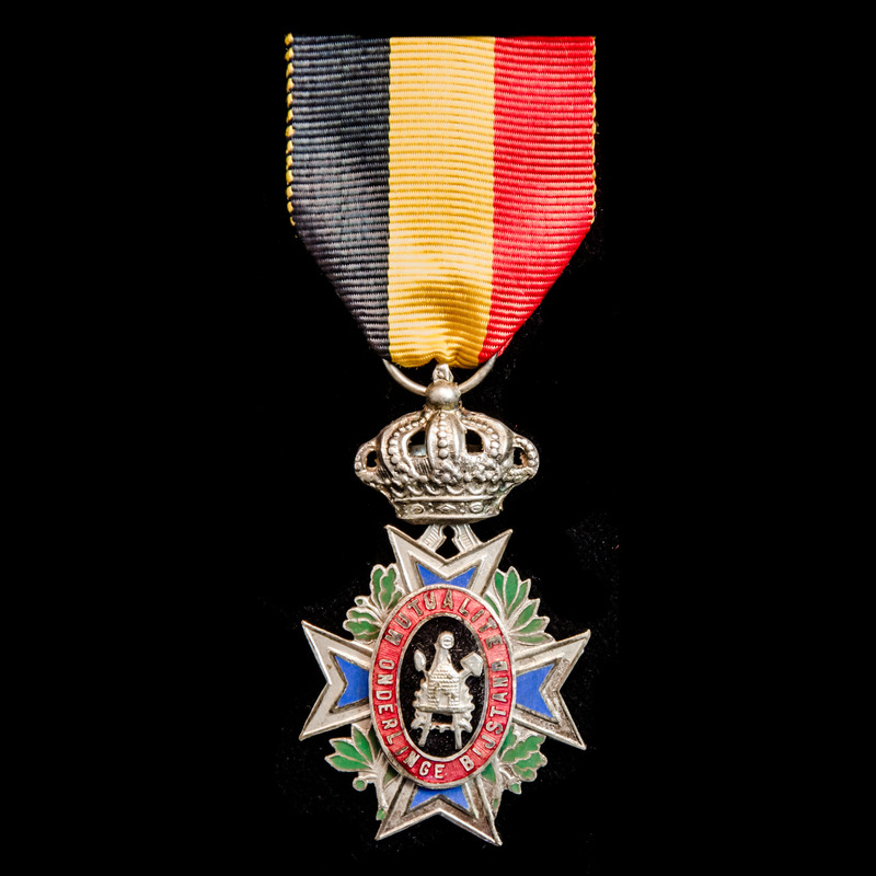 Belgium: Special Decoration f. | London Medal Company
