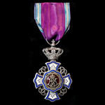 Belgian Congo: Royal Order of. | London Medal Company