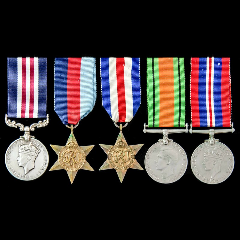 The exceptional and emotive S. | London Medal Company