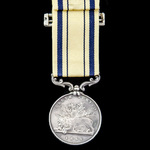 South Africa Medal 1834-1853, awarded to Private David Anderson, 72nd Regiment of Foot - The Duke...