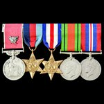 The rare London Ambulance Service Camberwell 1969 Sewer Rescue British Empire Medal for Gallantry...