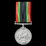 Khedive's Sudan Medal 1910-1922, Silver issue, 1st type (1910-1914), unnamed as issued.