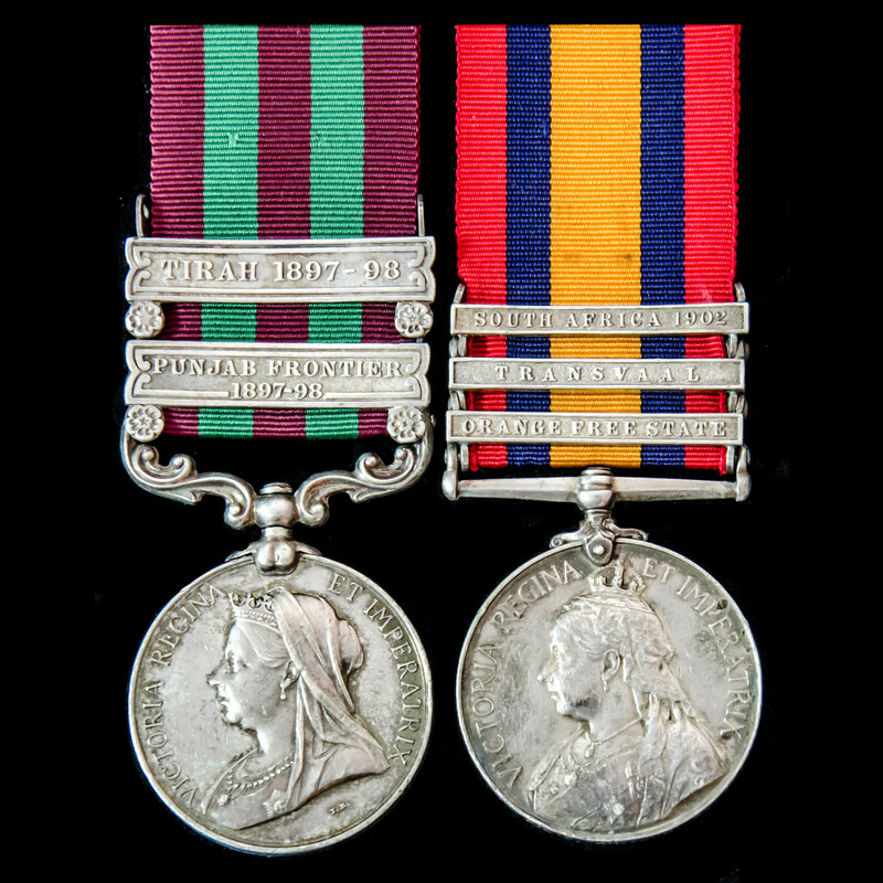 India Punjab Frontier and Sou.   London Medal Company