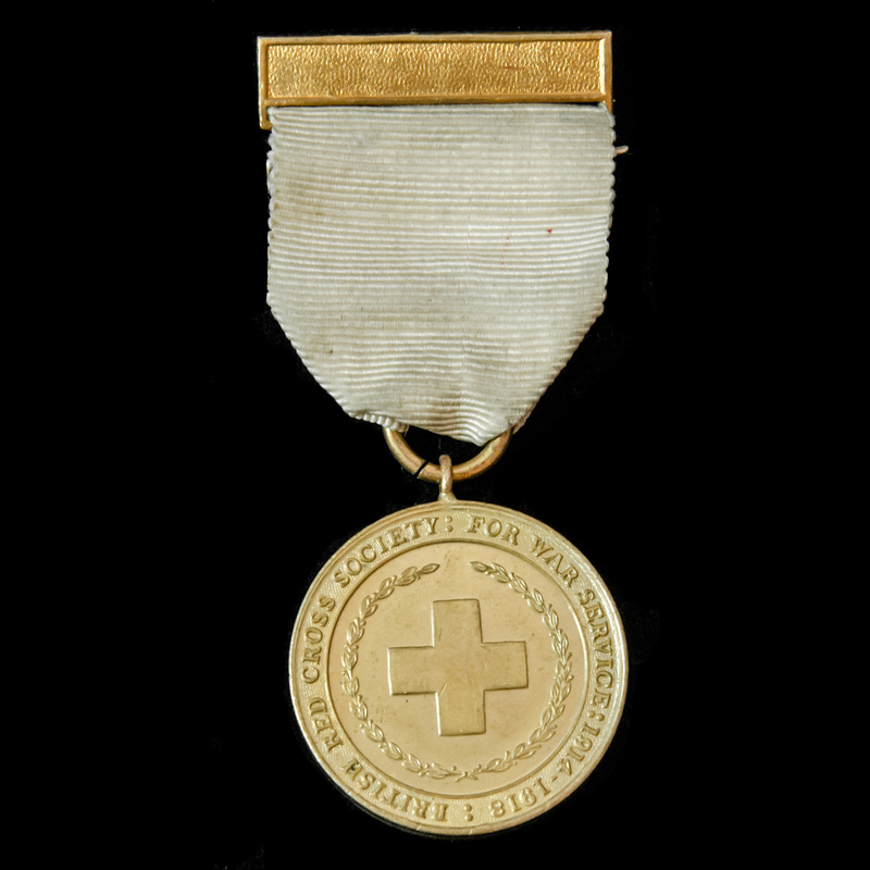 British Red Cross Society War. | London Medal Company