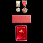 Crimean War Brigade Major of the Royal Marine Brigade officer's Order of the Medjidie 5th Class p...