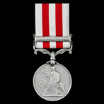 Indian Mutiny Medal 1857-1859, 1 Clasp: Lucknow, awarded to Private Joseph Lee, 84th York and Lan...