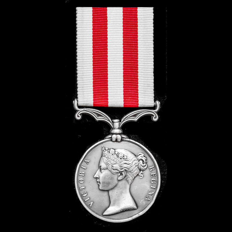 An Indian Mutiny Medal 1857-1.   London Medal Company
