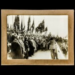 Germany - Third Reich: A fascinating and rare original press photograph of Adolf Hitler taken at ...