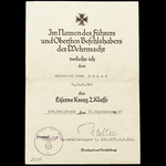 Germany – Third Reich: A Capture of the Baltic Islands Iron Cross 2nd Class and Kuban Bridgehead ...