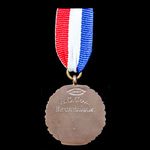 A scarce British Pioneer Tobacco Growers' Association Tobacco Award of Merit for 1948 in bronze, ...